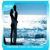 Romantic Love Live Wallpaper icon