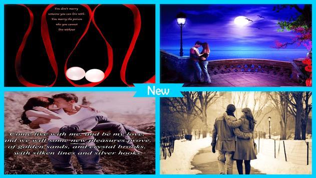 Romantic Photo Gallery Live Wallpaper apk screenshot
