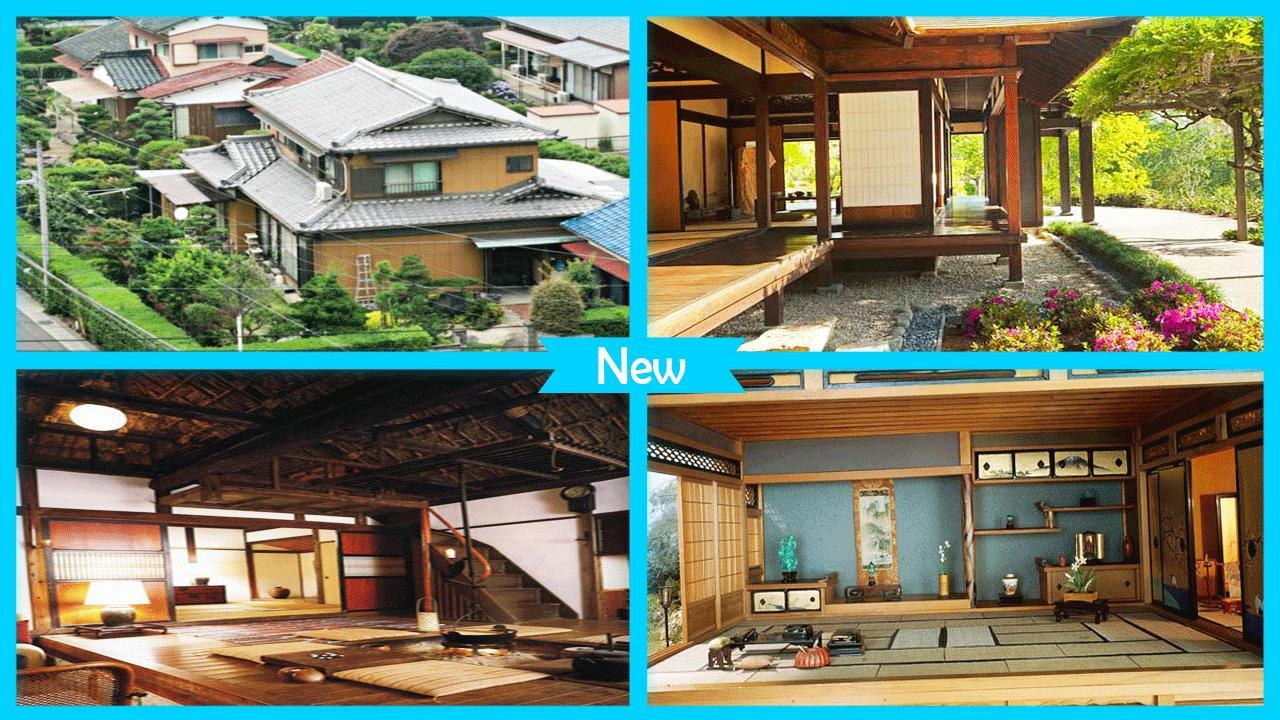 Traditional Japanese House Design For Android Apk Download