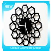 Unique Geometric Clocks icon