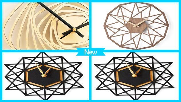 Unique Geometric Clocks screenshot 3
