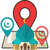 world Mosques Finder icon