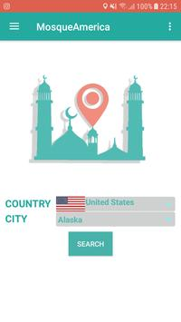world Mosques Finder poster