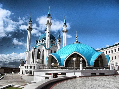 Mosques Wallpapers poster