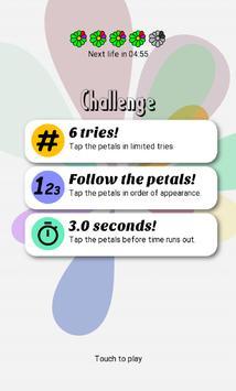 Petals - a puzzle and memory game apk screenshot