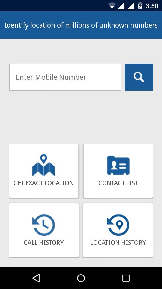Mobile Number Location Tracker for Android - APK Download