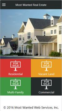 Most Wanted Real Estate Sites poster