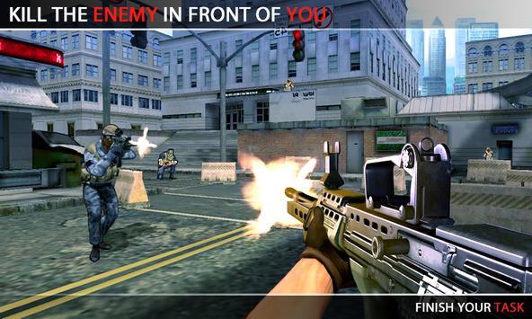 SWAT Anti-Terrorist Elite Shot poster