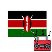 Kenya radio online Free icon