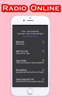 Kenya radio online Free poster