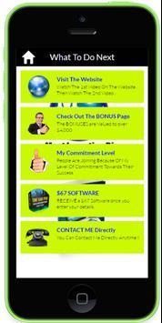 Most Lucrative Online Business apk screenshot