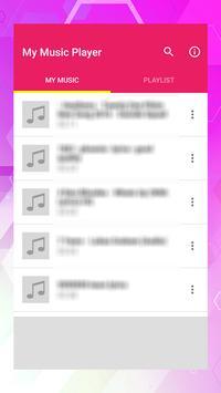 Music Player Equalizer Volume Boost screenshot 3