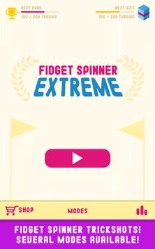 Fidget Spinner Extreme! screenshot 8
