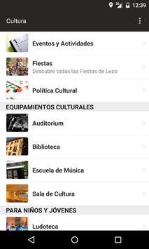 Lezo Kultura Jaiak apk screenshot