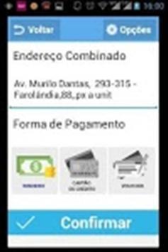 DiskTaxi Aracaju - Taxista screenshot 1