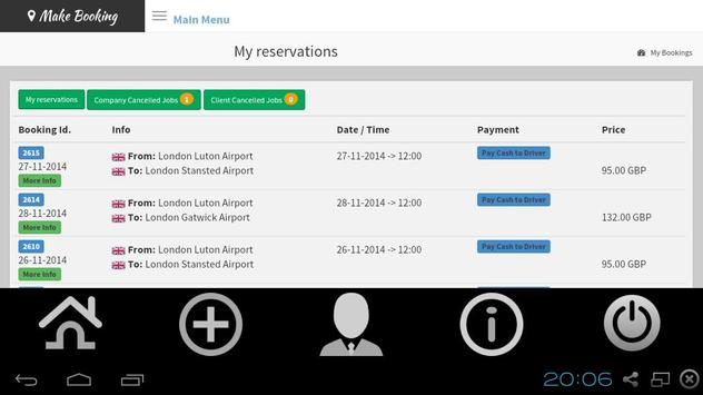 Taxi Booking Software for Android - APK Download