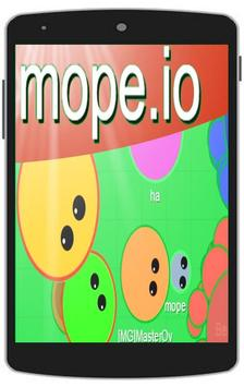 Mope.io ✨ poster