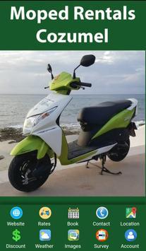 Moped Rentals Cozumel screenshot 3