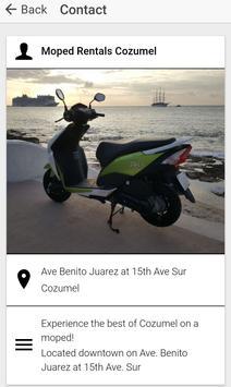 Moped Rentals Cozumel screenshot 5