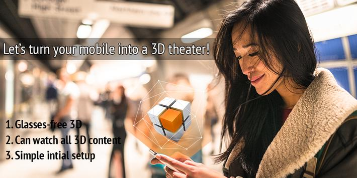 Mplayer3D poster