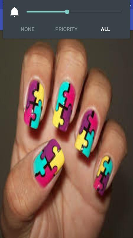 Nail Art for girls ladies with long strong nails for Android - APK ...