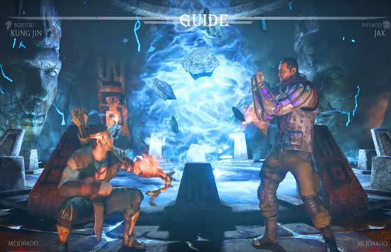 Guide For Mortal Kombat 2017 apk screenshot