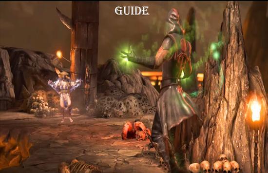 Guide For Mortal Kombat 2017 poster