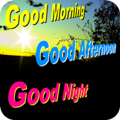 Morning, Afternoon, Night icon