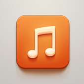 Songr- Mp3 Music Search Player icon