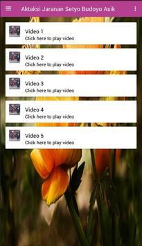 Atraksi Jaranan Setyo Budoyo Asik screenshot 3