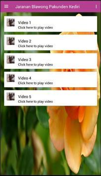 Jaranan Blawong Pakunden Kediri screenshot 3
