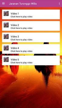 Jaranan Turonggo Wilis apk screenshot
