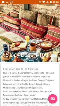 morocco trips sahara screenshot 2