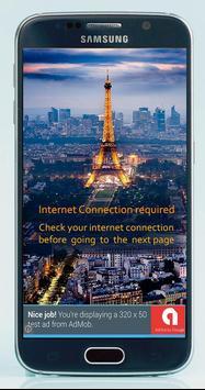 Paris in VR - 3D Virtual Reality Tour & Travel apk screenshot