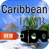 Caribbean in VR - 3D Virtual Reality Tour & Travel icon