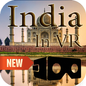 India in VR - 3D Virtual Reality Tour & Travel icon