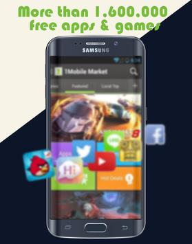 Mobile1 Tips Market Store apk screenshot