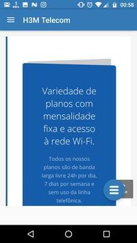 H3M Telecom apk screenshot