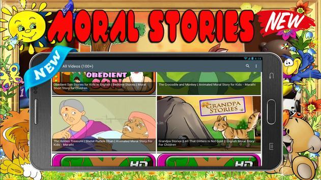 Moral Stories Videos poster