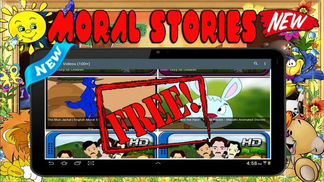 Moral Stories Videos apk screenshot