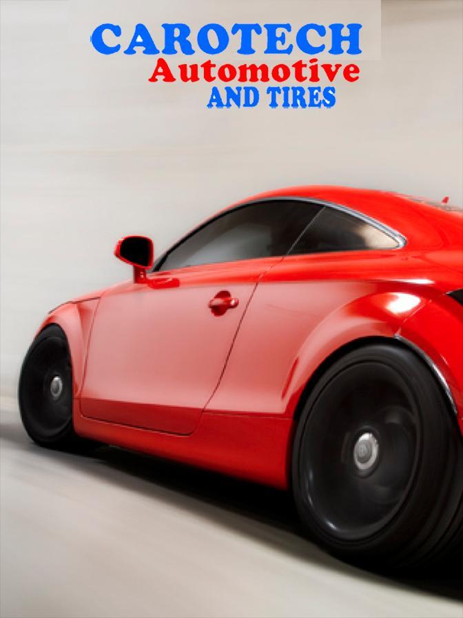 Carotech Automotive poster