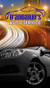 D'Addario's Auto Services Inc poster