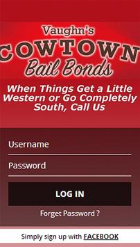 Vaughn's Cowtown Bail Bonds poster