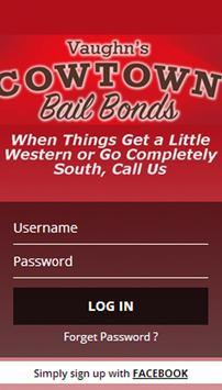 Vaughn's Cowtown Bail Bonds apk screenshot