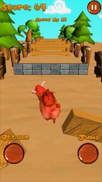 Pig Run Run 3D - Line Breaker screenshot 14
