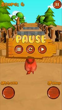 Pig Run Run 3D - Line Breaker screenshot 11