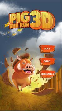 Pig Run Run 3D - Line Breaker screenshot 6