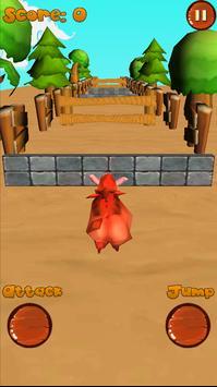 Pig Run Run 3D - Line Breaker screenshot 7