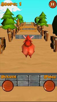 Pig Run Run 3D - Line Breaker screenshot 9