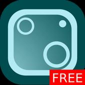 Saltu Dual Camera Free icon